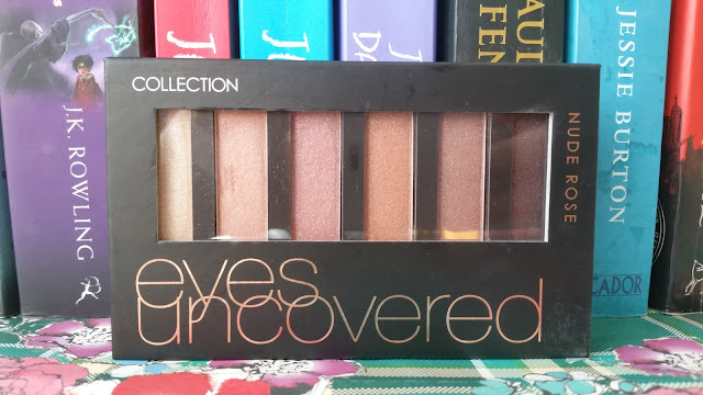 Beauty | Collection Eyes Uncovered Nude Rose Palette