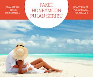 Paket Honeymoon Pulau Seribu