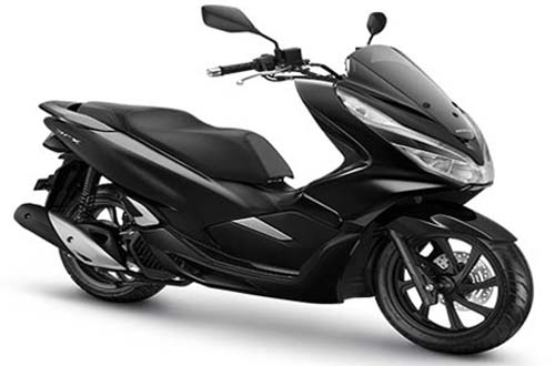 Honda PCX 150 for rent in Ubud, Bali