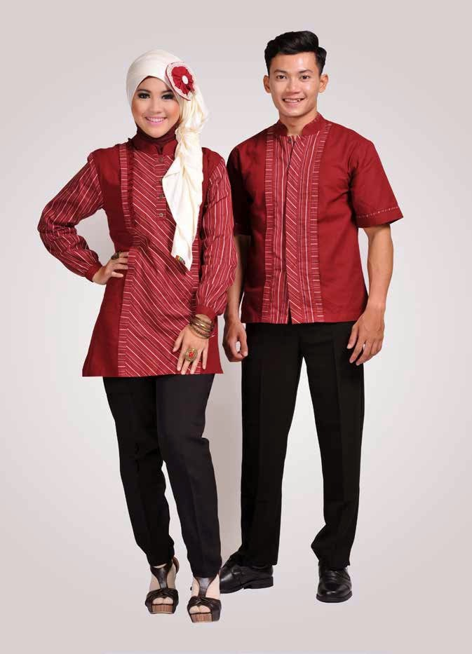 Contoh Trend Model Baju Muslim Gaya Baru