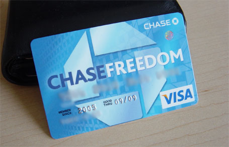 Chasing A Chase Credit Card The Real World Galleries