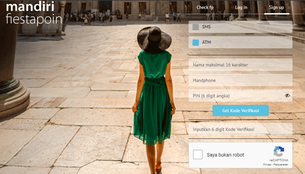 laman situs resmi mandiri fiestapon