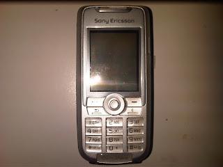 hape jadul Sony Ericsson K700i