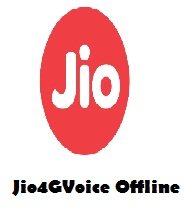 Jio4GVoice Offline Problem Fix