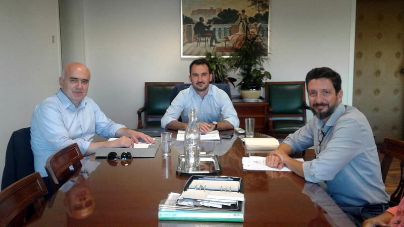 Νέα έργα 11,6 εκατ. ευρώ από εθνικούς πόρους στην Περιφέρεια Αν. Μακεδονίας - Θράκης
