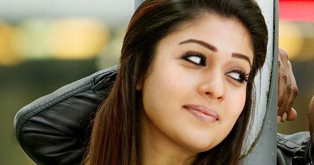 Beautiful Tamil Actress Nayantharas Hairstyle Looks