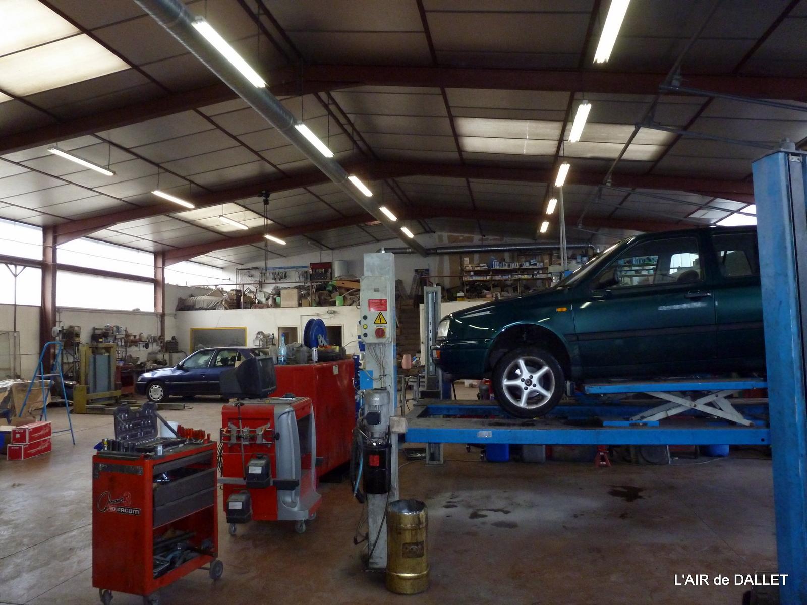 L 39 air de dallet garage dallet auto suite jos de andrade - Garage auto h strasbourg ...