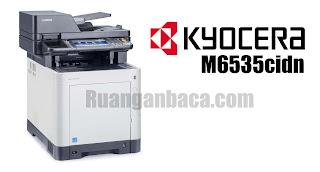 Spesifikasi Mesin Fotocopy Kyocera M6535cidn