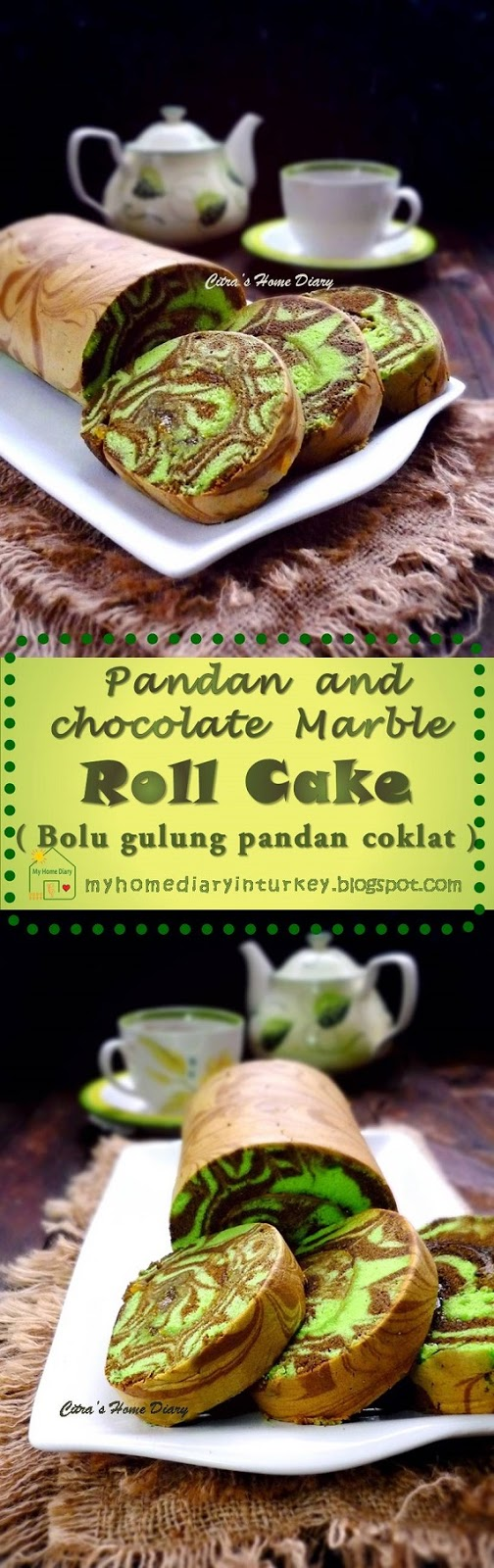 Marble Cake Filling Ideas