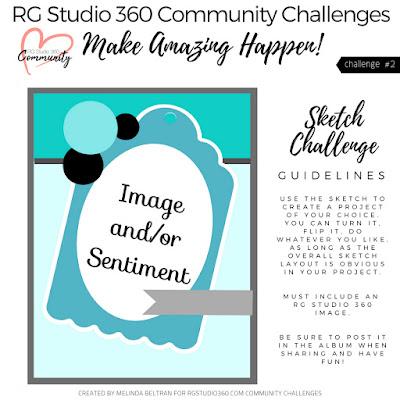 RG Studio 360 Community Challenge #2