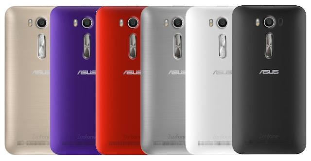 Spesifikasi Asus Zenfone 2 Laser ZE500KL - 16GB - Silver