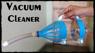make-electric-vacuum-cleaner-using