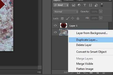 Cara Edit Logo Dengan Photoshop Texture
