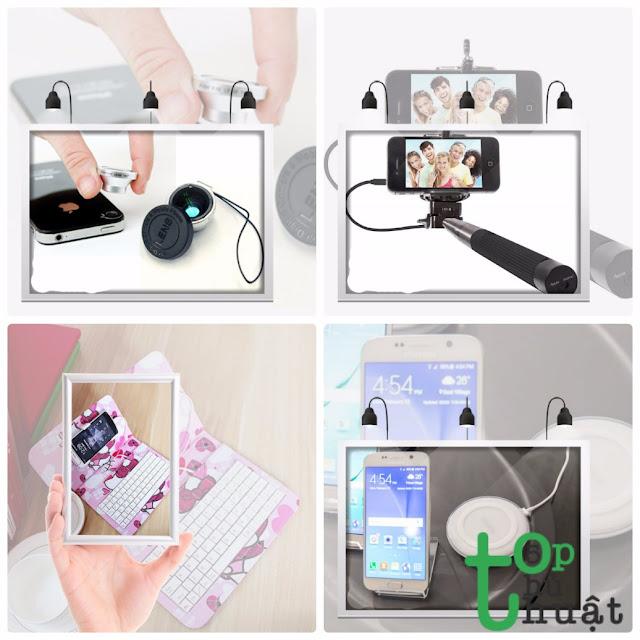 Top 5 phụ kiện hữu ích dành cho người dùng Smartphone