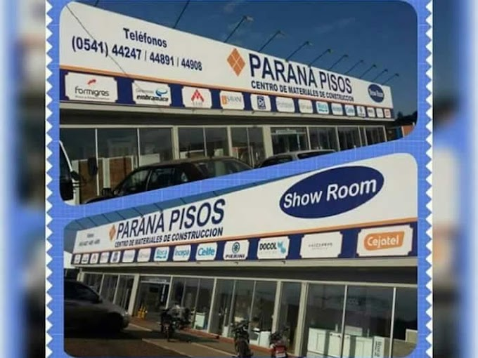 Paraná Pisos Villarrica