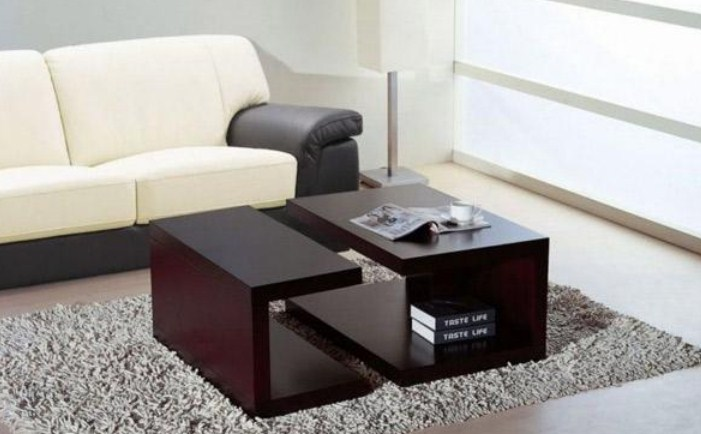 Meja Hias Ruang Tamu Minimalis