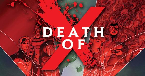 Death of X, Tunjukan Bagaimana Bahayanya Terrigen Mist untuk Mutan