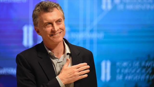 """Macri cede ante Londres y se aleja de """"Malvinas son Argentinas"""""""