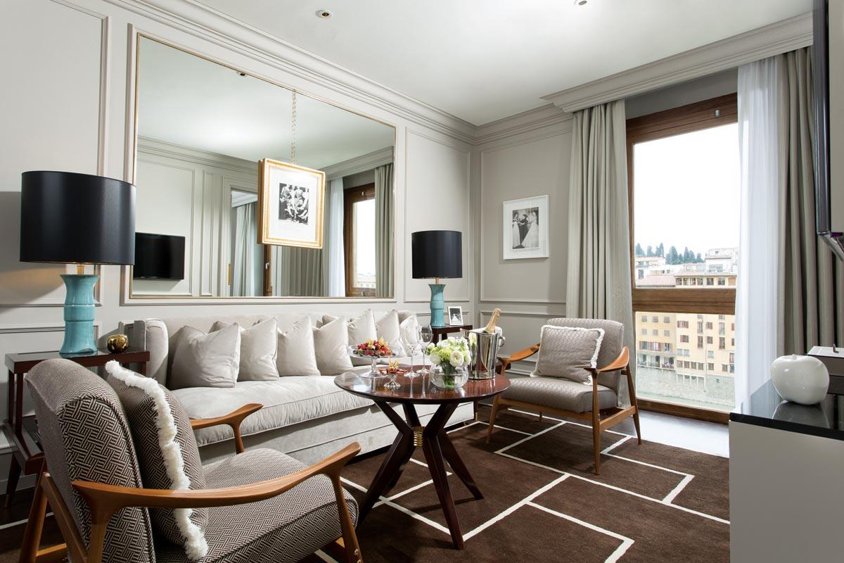 Hotel con suite Firenze
