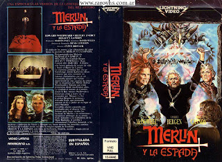Merlín y la espada = Arthur the King (1985) TV Movie