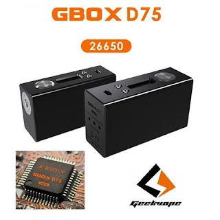 modbox 75w