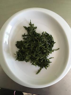 thé macéré et délicieux