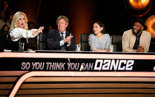 Auditions for Season 16 of SO YOU THINK YOU CAN DANCE Returns Summer 2019!
