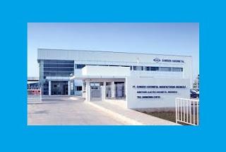 Loker Terbaru KIIC PT Sumiden Hardmetal Manufacturing Indonesia Karawang