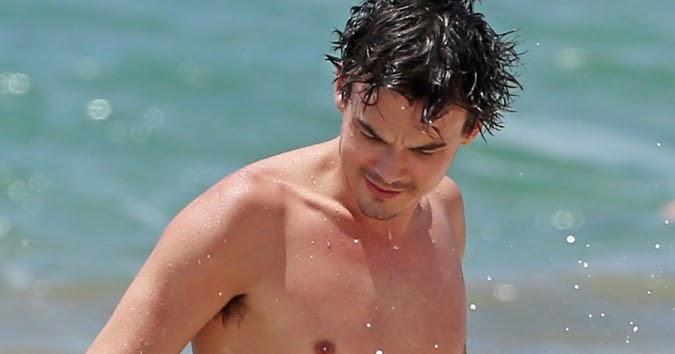 Tyler Blackburn At The Beach  Oh yes I am