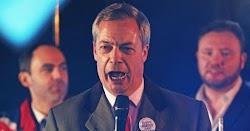 Καταπέλτης για άλλη μια φορά ο Βρετανός πολιτικός και αρχηγός του Κόμματος  της Ανεξαρτησίας Ηνωμένου Βασιλείου Νάιτζελ Φάρατζ, σχολιάζοντα...