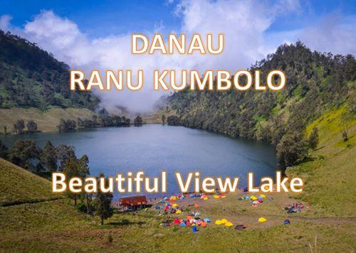 nama danau di Indonesia