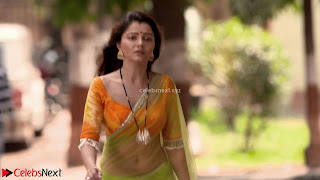 Beautiful TV Show Actress in Saree Stunning Starlets ~ .xyz Exclusive Celebrity Pics 004