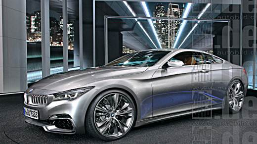 2018 bmw 6 series coupe rendering auto bmw review. Black Bedroom Furniture Sets. Home Design Ideas