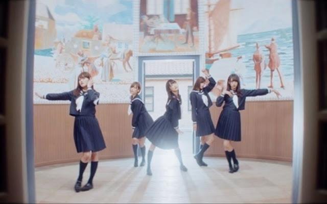 Keyakizaka46 Wareta Smartphone
