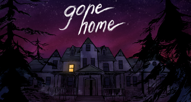 Best game Gone Home-gameplay