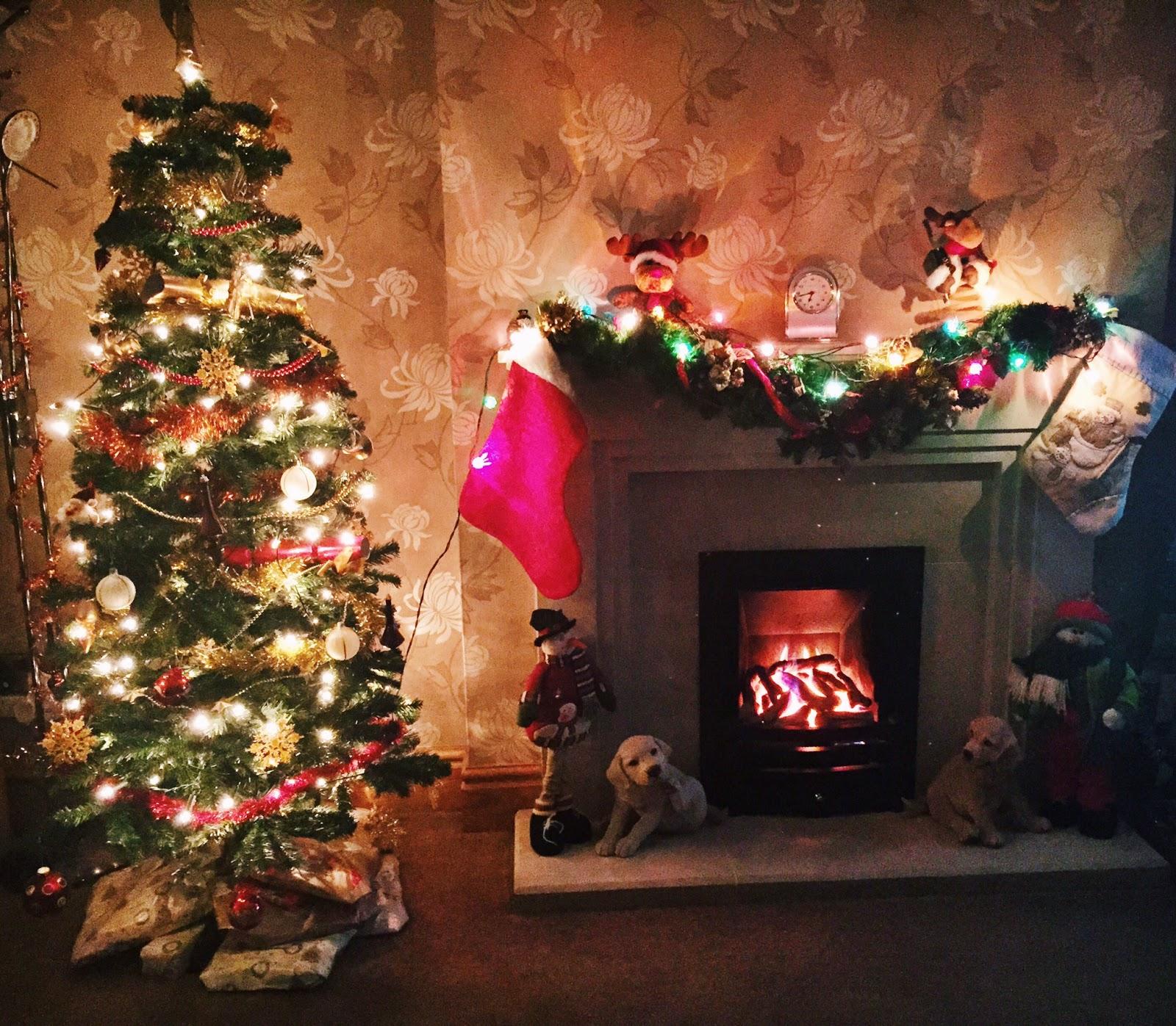 Christmas tag... take 2! ☃