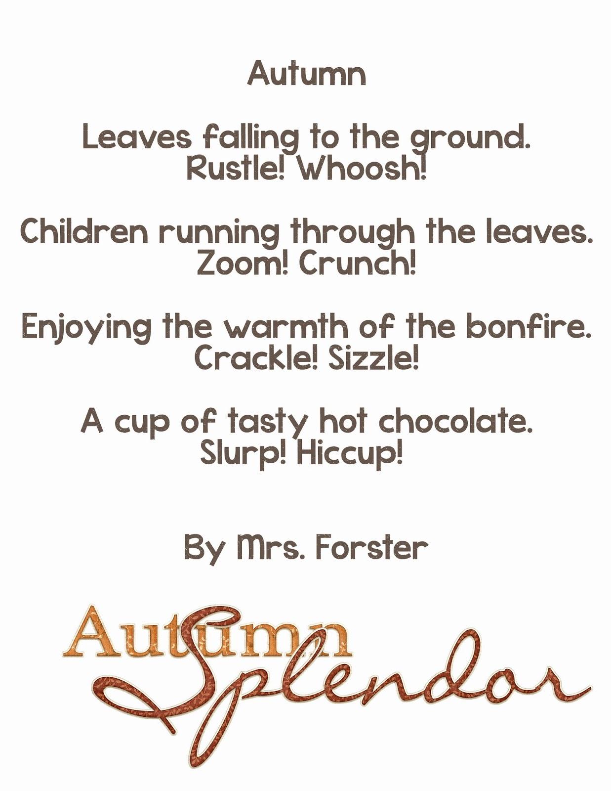 Third Grade Stars Onomatopoeia Poetry