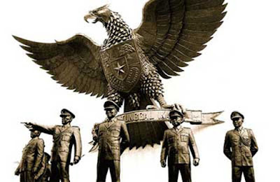 "Sejarah Lahirnya Pancasila      Mari kita telusuri fakta-fakta sejarah tentang kelahiran pancasila. Dalam rapat BPUPKI pada tanggal 1 juni 1945, Bung Karno menyatakan antara lain:""Saya mengakui, pada waktu saya berumur 16 tahun, duduk di bangku sekolah H.B.S. di Surabaya, saya dipengaruhi seorang sosialis yang bernama A. Baars, yang memberi pelajaran kepada saya, – katanya : jangan berpaham kebangsaan, tetapi berpahamlah rasa kemanusiaan seluruh dunia, jangan mempunyai rasa kebangsaan sedikitpun. Itu terjadi pada tahun 1917. akan tetapi pada tahun 1918, alhamdulillah, ada orang lain yang memperingatkan saya, ia adalah Dr. Sun Yat Sen ! Di dalam tulisannya ""San Min Cu I"" atau ""The THREE people's Principles"", saya mendapatkan pelajaran yang membongkar kosmopolitanisme yang diajarkan oleh A. Baars itu. Dalam hati saya sejak itu tertanamlah rasa kebangsaan, oleh pengaruh""The THREE people's Principles"" itu. Maka oleh karena itu, jikalau seluruh bangsa Tionghoa menganggap Dr. Sun Yat Sen sebagai penganjurnya, yakinlah bahwasanya Bung Karno juga seorang Indonesia yang dengan perasaan hormat dengan sehormat-hormatnya merasa berterima kasih kepada Dr. Sun Yat Sen, -sampai masuk ke liang kubur.""  Lebih lanjut ketika membicarakan prinsip keadilan sosial, Bung Karno, sekali lagi menyebutkan pengaruh San Min Cu I karya Dr. Su"
