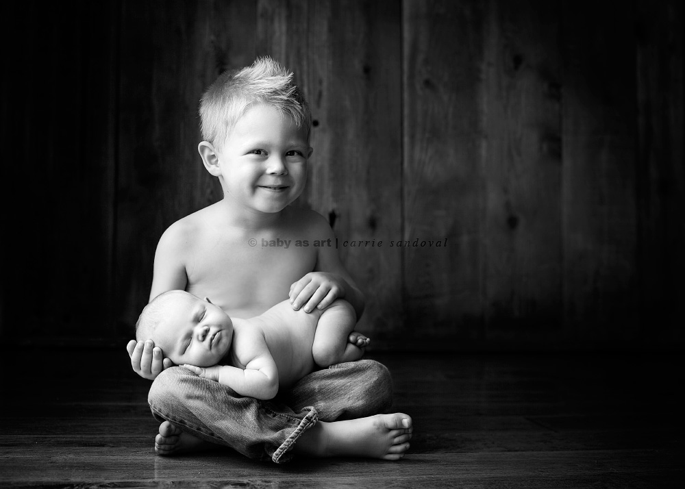 Lovely for Less Newborn Photography Ideas