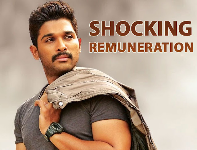 Allu Arjun's Highest Remuneration