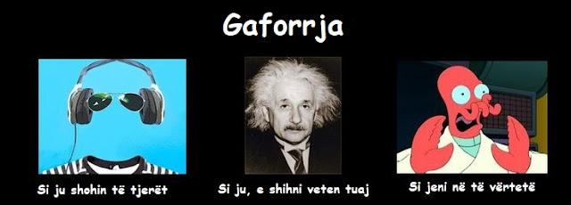 Gaforrja