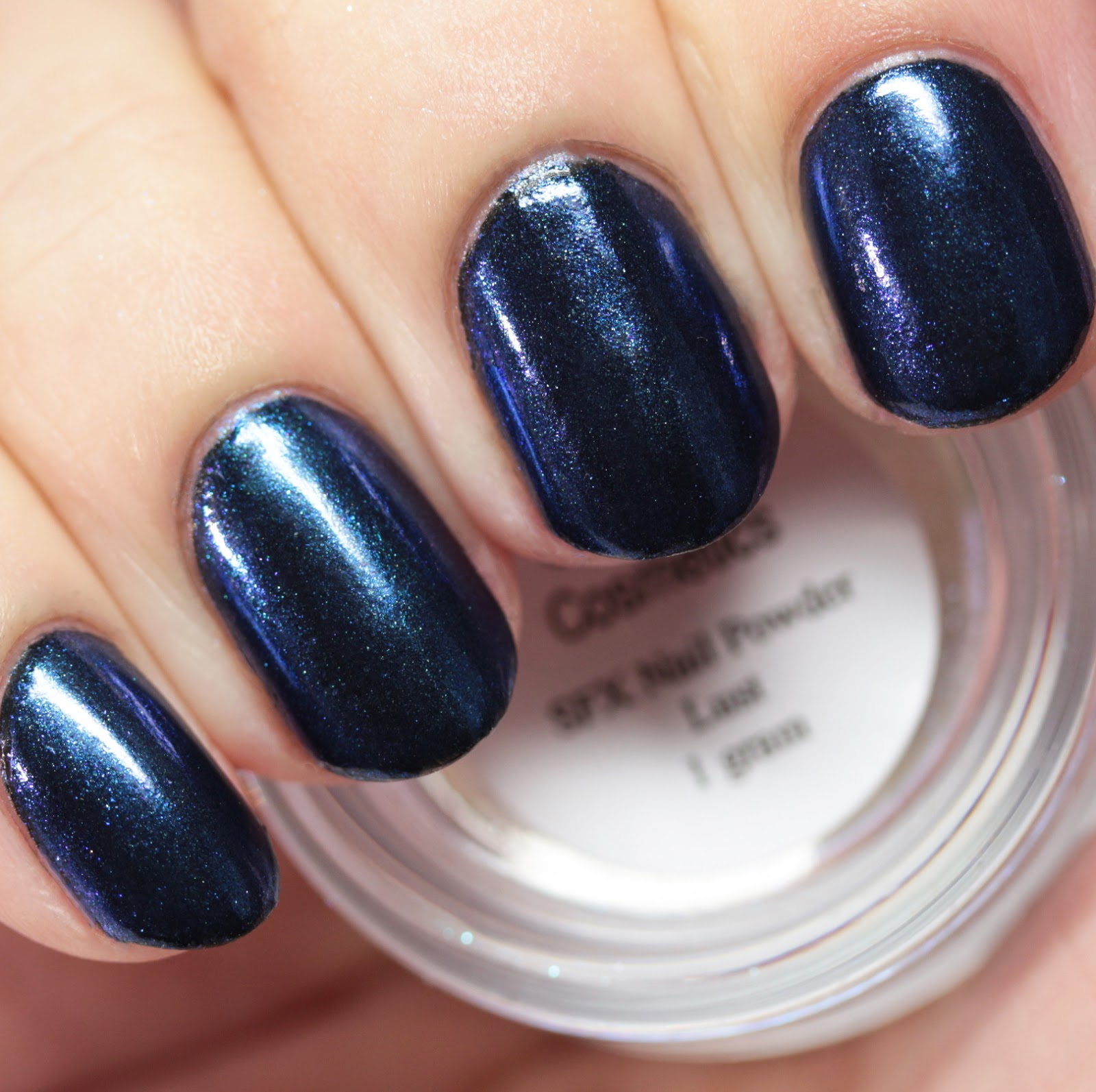 The Polished Hippy: Girly Bits Cosmetics SFX Duo-chrome