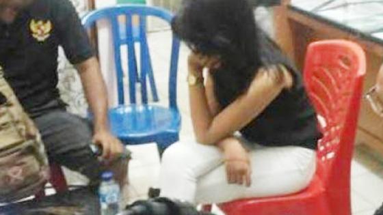 Dendam Cinta Diputus, Rambut Kemaluan Cewek Ini Rontok Dijambak Mantan