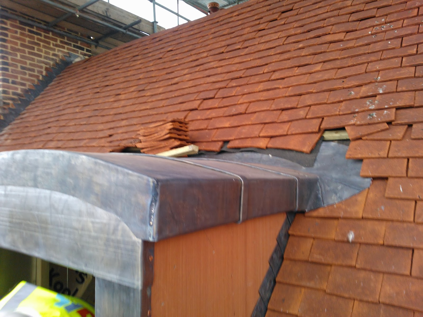 Brentwood School School House Refurbishment Site Visit