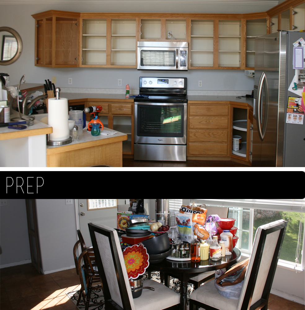 Refinishing Old Kitchen Cabinets: The How-To Gal: How-To Refinish Kitchen Cabinets