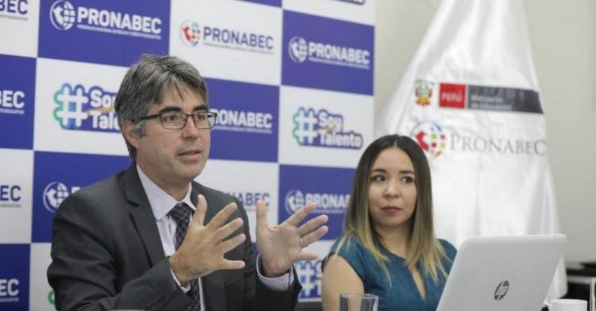 BECA 18: Siete de cada 10 preseleccionados proviene de las regiones del país - PRONABEC - www.pronabec.gob.pe