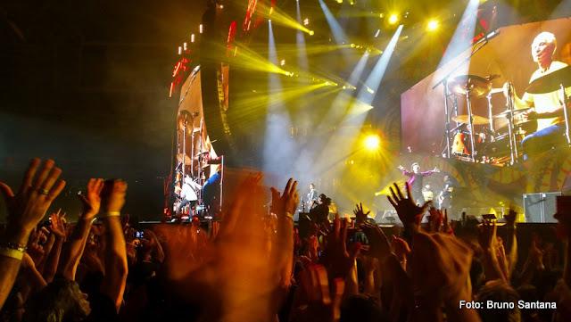 Show dos Rolling Stones no Rio de Janeiro, 2016