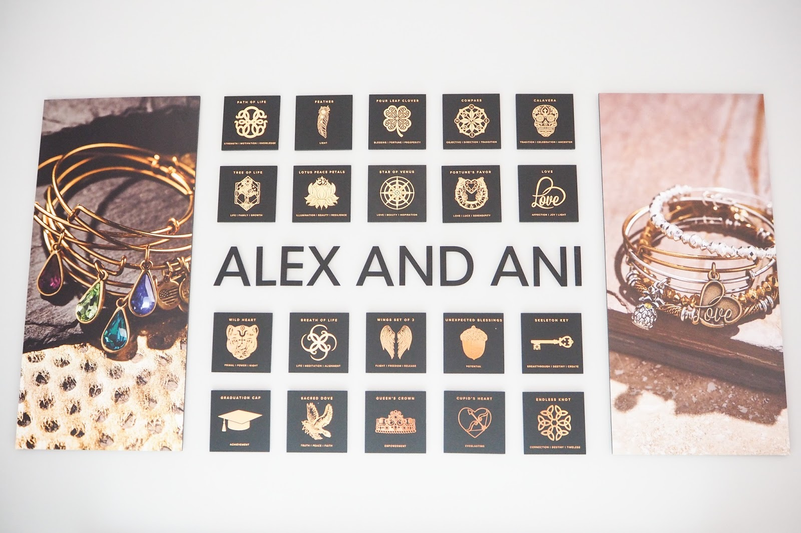 Alex and Ani Jewellery at Mococo