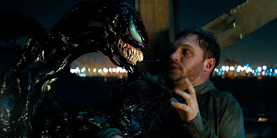 Venom 2018 movie still Tom Hardy