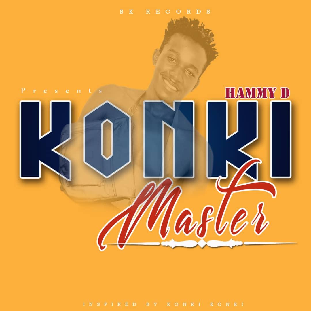 Hammy D - Konki Master